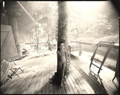 Jessie at 6, 1988 from the Immediate Family series ©Sally Mann Courtesy Edwynn Houk Gallery, New York