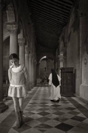 Elena in the Cattedrale Di S.Lorenzo, Viterbo, Italy